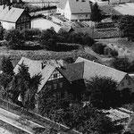 Tischlerei um 1940