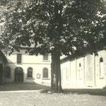 Rudorf Innenhof um 1940