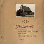 Festzeitschrift zum 100jährigen