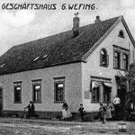 Haus Wefing 1880