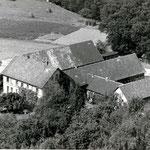 Luftbild Hof Rudorf um 1955