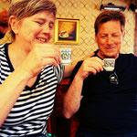 Türkischer Kaffee schmeckt auch schweizer Gästen