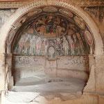 Höhlenkirche im Ihlara Valley