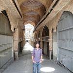 Die Taschen voller Millionen und dann das: auch der grösste Bazaar von Iran ist am Sonntag geschlossen