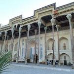 Moschee Bola Xauz, Buchara