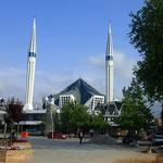Moderne Moschee von Akçakoca