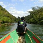 Flusssafari im Nam Et-Phou Louey Nationalpark