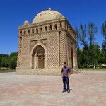 Samanden Mausoleum, Buchara
