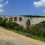 Inceköprü Safranbolu - Aquädukt