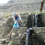 Trinkwasser pumpen