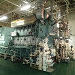 Einer der vier Generatoren