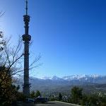 Almaty, Fernsehturm
