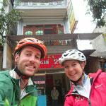 Mit den Gasthäusern in Vietnam sind wir sehr zufrieden!