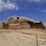 Tepe Sialk, prähistorischer Siedlungshügel von Kashan
