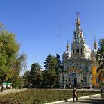 Almaty, Zenkov Katherdrale