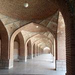 Blaue Moschee in Tabriz