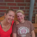 Besuch bei meiner Cousine Linda