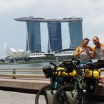 Ein Appenzeller auf uns, auf euch, auf Singapur!