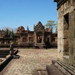 Tempel der Khmer Epoche: Prasat Muang Tam