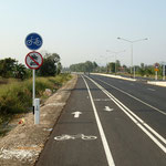 Einmal mehr: Perfekte Bedingungen für Velofahrer