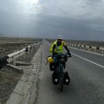 Nicht nur Sonnenschein in Kasachstan...