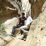Wanderung im Swords Valley