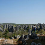 Stone Forest in Shilin