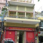 Haus von Ho Chi Minh in Hanoi