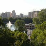 El-Gohli Stadtpark von Tabriz