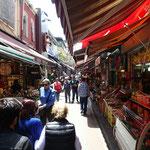 Markttreiben in Kadiköy