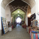 Toqu Sarrafon, Bazaar in Buchara