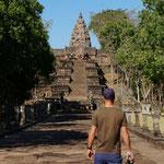 Khmer Tempel bei Nang Rong: Phanom Rung