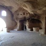 Höhle in Uçhisar