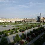 Meydan-e Iman, 2. grösster Platz der Welt!