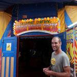 Zirkusabend in Port Dickson
