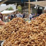 Markttreiben in Bandar Anzali