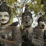 Skulpturenpark bei Nong Khai