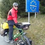 Von Österreich nach Slowenien