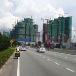 Johor Selangor rüstet auf um mit Singapur mithalten zu können