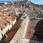 Dubrovnik: genialer Platz für die Dorfjugend!