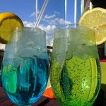 Wir feiern das erteilte Visum für Iran - zuckersüß und garantiert alkoholfrei