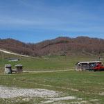 Metsovo: wir sind wiedereinmal in einem Skigebiet!