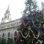 Weihnachten in Lao Cai