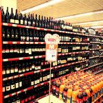 Die Migros der Türkei verkauft auch Alkohol - innovativ!
