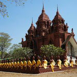 Wat Khao Angkhan - eine weitere Perle der Khmer Epoche