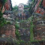 Die grösste Buddhastatue der Welt