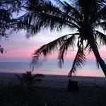 Sonnenaufgang am Golf von Thailand