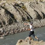 Afghanistan - nur ein Steinwurf entfernt