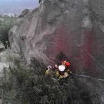 Pago en el Cerro Zapatito.