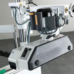 Vorschubapparat PV 84 4 Rollen, 8 Geschwindigkeiten